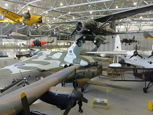 Duxford Air Museum Cambridge - Imperial War Museum (22)