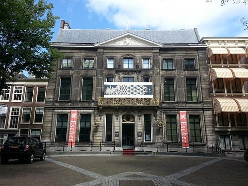 Escher museum, the Hague, NL