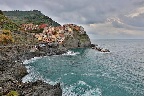 義大利DAY-2五鄉地漁村