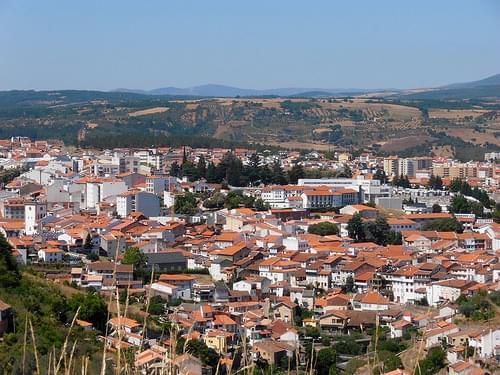 Bragança town