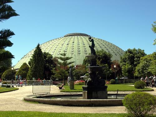Jardim da Palacio de Cristal, Porto