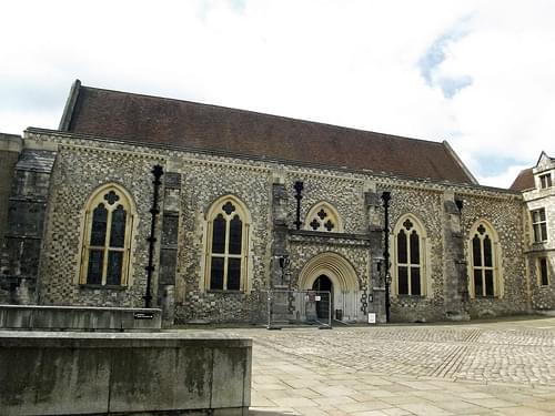 Great Hall - Winchester Castle