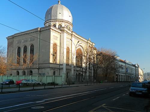 Reformed Synagogue (1890), Oradea / Nagyvárad, Romania