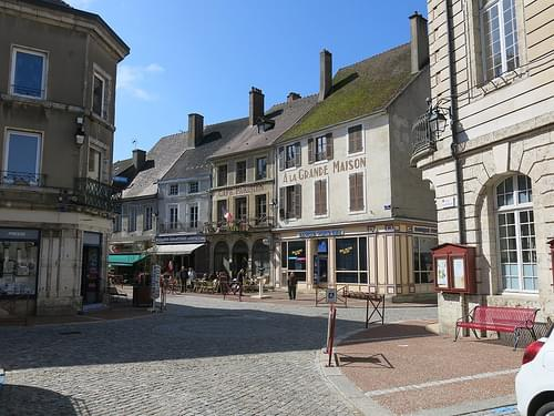 Historic Center, Saulieu
