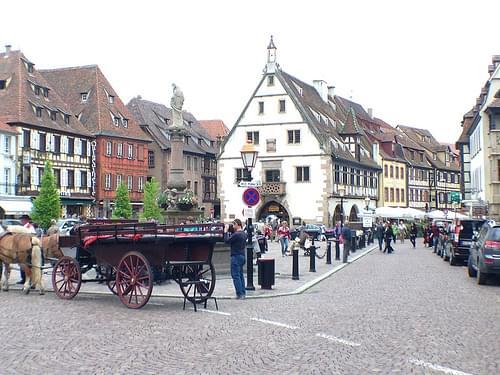 Obernail, Alsace