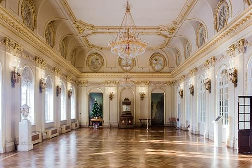 The Menshikov Palace (Grand Hall)