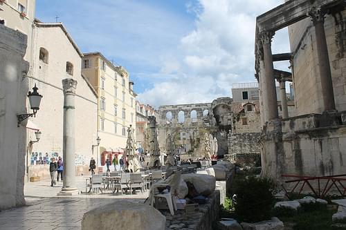 Historic Center, Split