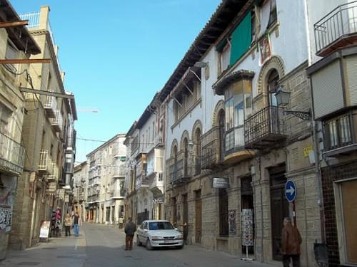 calle de Úbeda, Jaén