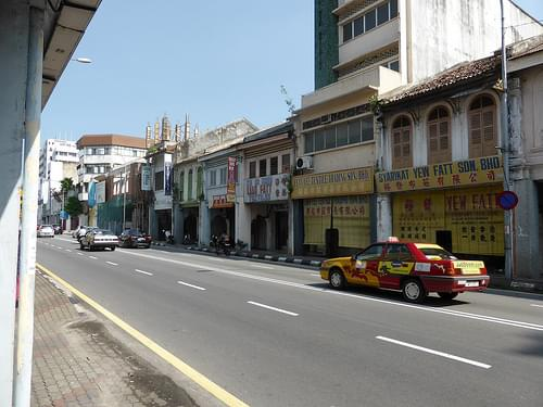 Historic Center, Ipoh