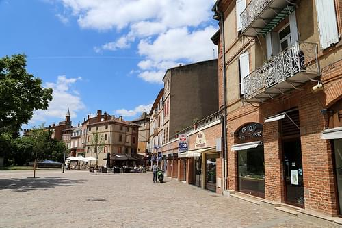 Historic Center, Albi