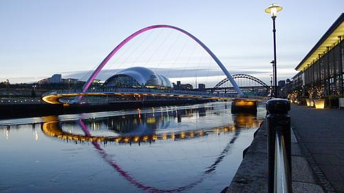 Quayside, Newcastle-upon-tyne, United Kingdom