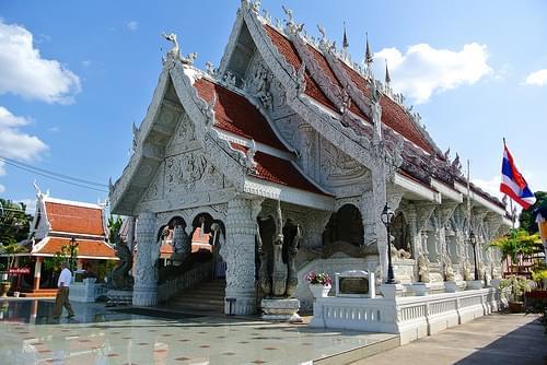 Wat Ming Muang. Nan, Thailand. 7