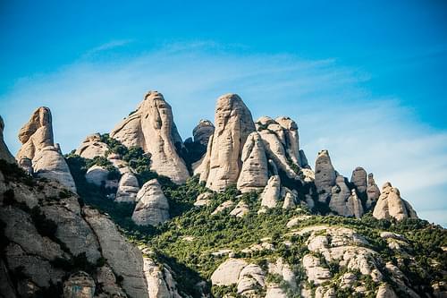 La Sierra de Montserrat