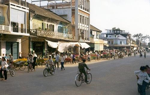 Historic Center, Tra Vinh