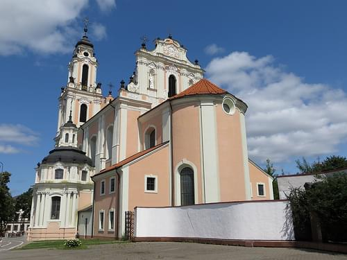 Church of St. Catherine, Vilnius