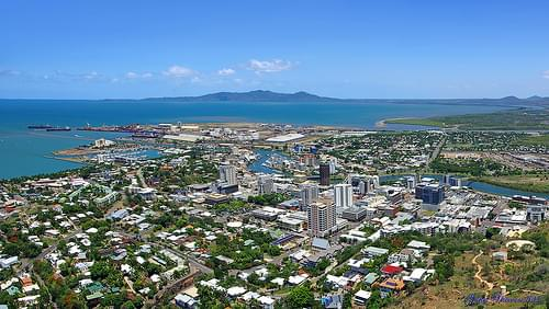 Castle Hill - Townsville City 2013 5MB