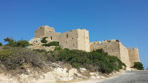 Castello di Critinia / Kritinia Castle