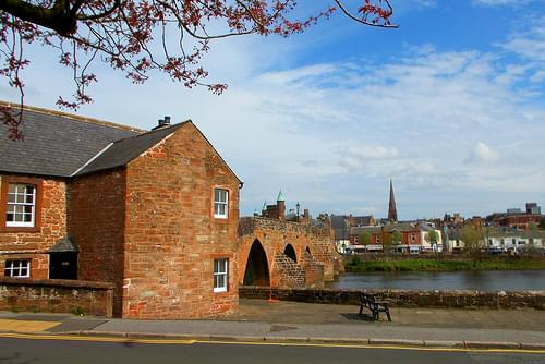Old Bridge House, Dumfries