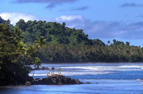 Taveuni Lavena Coastal Walk