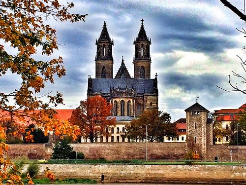 Monastery of Our Lady, Magdeburg