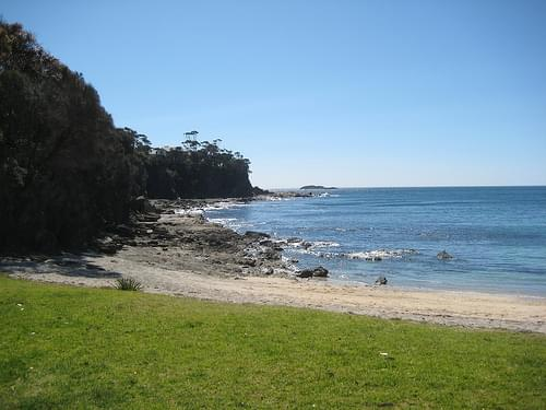 Beach, Batemans Bay