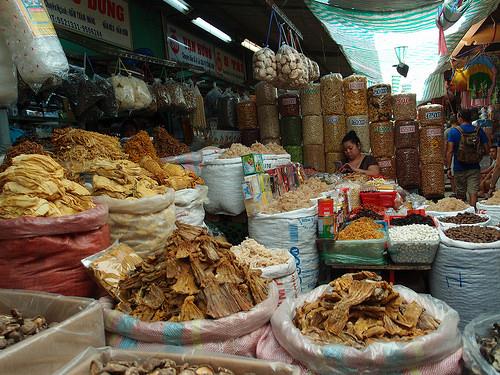 Bình Tây Market, Chợ Lớn, Hồ Chí Minh City