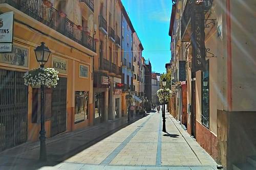 duquesa de villahermosa - Huesca