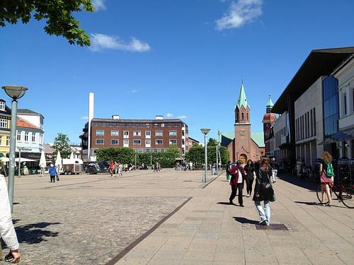 Historic Center, Silkeborg
