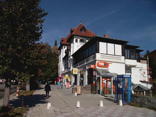 Historic Center, Sinaia