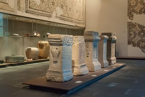 Archaeology Museum, Antibes