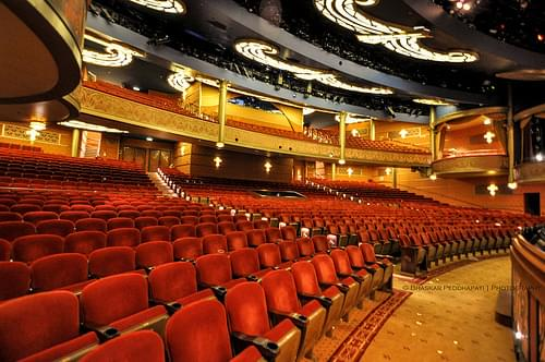 2014 32/100: Walt Disney Theatre on Disney Dream!