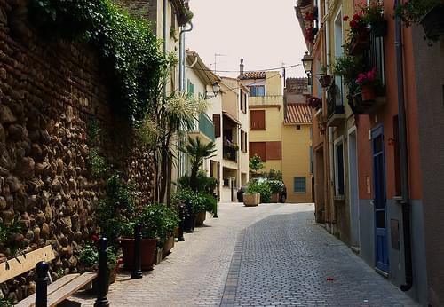 Elne, Roussillon