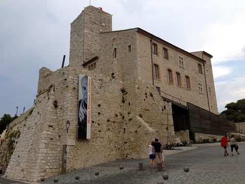 Musee Picasso, Antibes