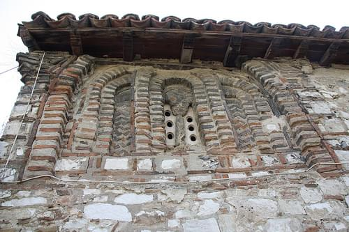 St Mary's Church, Berat Castle, Berat, Albania
