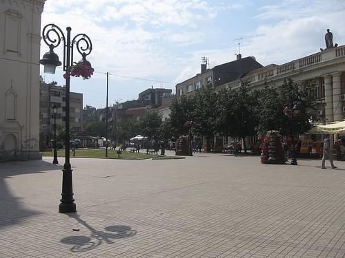 Smederevo, Serbia (Downtown)