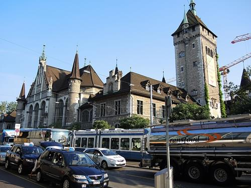 Swiss National Museum in Zurich