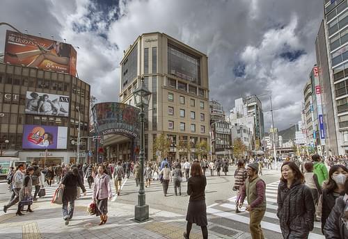 [KANSAI2012] Kobe cityscape
