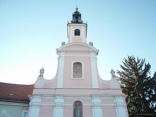 Cathedral of the Assumption, Varazdin