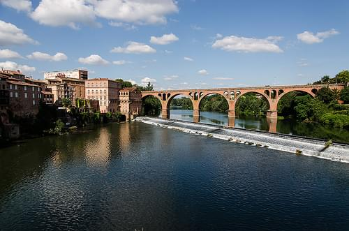 Banks of the Tarn, Albi