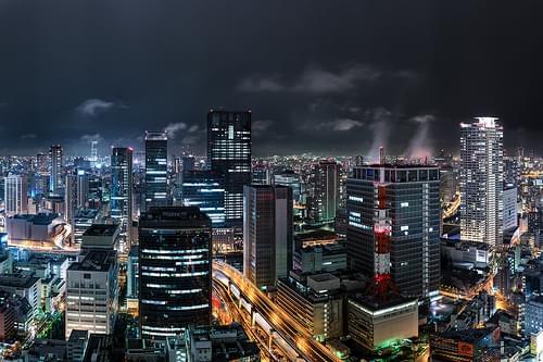 Osaka!
