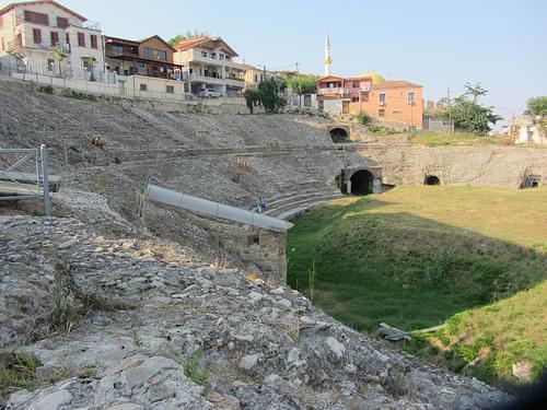 Amphitheatre, Durres, Albania