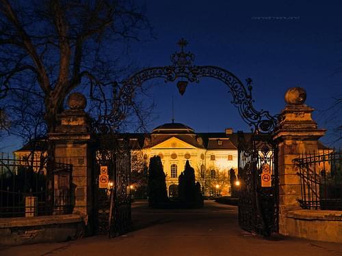 Episcopal Palace (1762-1777), Oradea / Nagyvárad, Romania