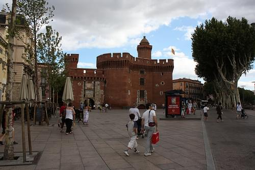 Historic Center, Perpignan