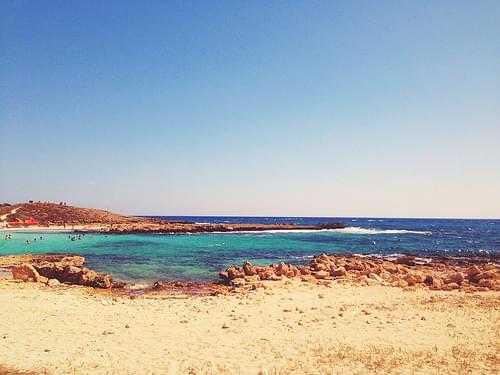 Paradise, Nissi beach