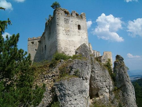 The Mysterious Castle in the Carpathians