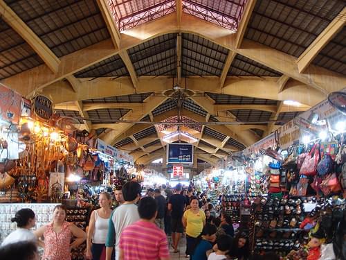 Bến Thành Market, Hồ Chí Minh City