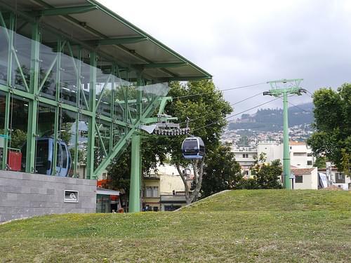 Funchal - Télécabine de Monte