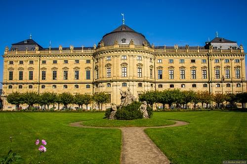 Fürstbischhöfliche Residenz Würzburg