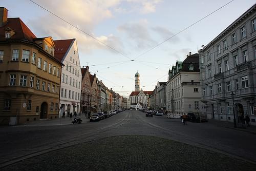 Augsburg street