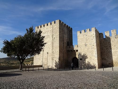 Entrance to Elvas fortress